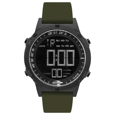 Relógio Mormaii Masculino Thunder Preto MOW13901F/8V