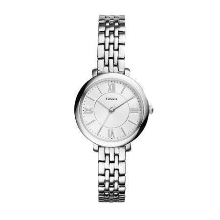 Relógio Fossil Feminino Jacqueline Mini Prata ES3797/1KN