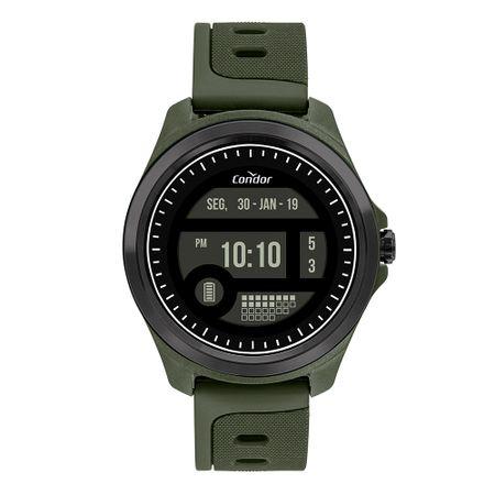 Relógio Condor Masculino Digital Verde COKW05CAA/8V