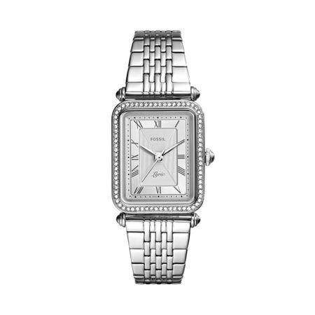 Relógio Fossil Feminino Lyric Prata ES4721/1KN