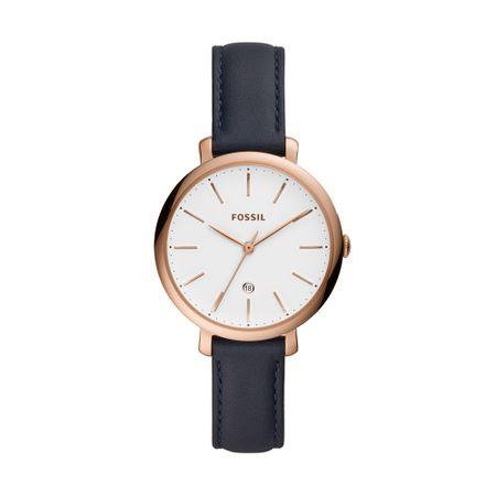 Relógio Fossil Feminino Jacqueline Rosé ES4630/0AN