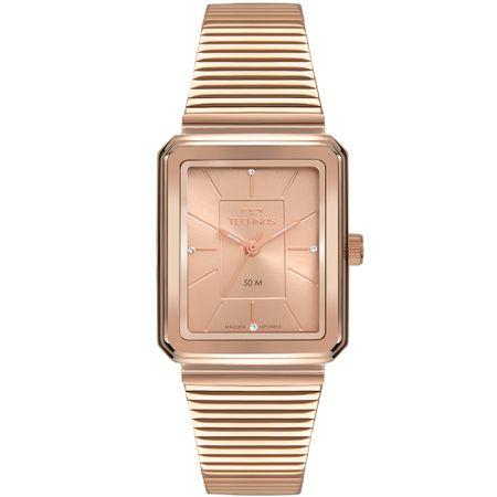 Relógio Technos Feminino Style Rosé 2035MSE/4J
