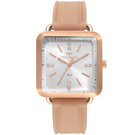 Relógio Technos Feminino Style Rosé 2036MMF/2J