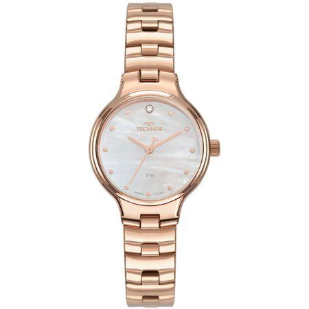 Relógio Technos Feminino Boutique Rosé 2036MLU/4B