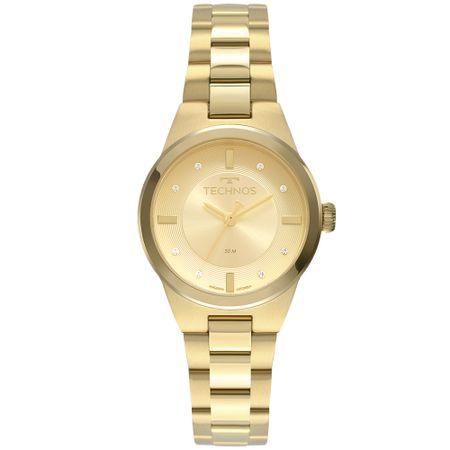 Relógio Technos Feminino Boutique Dourado 2035MRX/4X