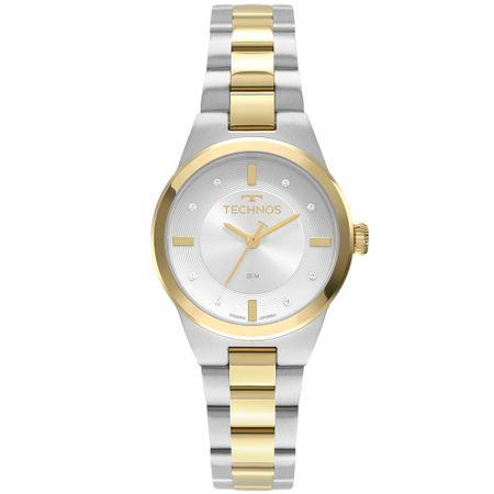 Relógio Technos Feminino Boutique Bicolor 2035MRY/5K