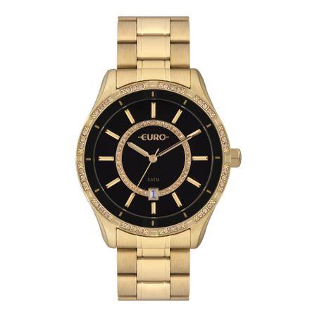 Relógio Euro Feminino Iconic Glow Dourado EU21176HAA/4P