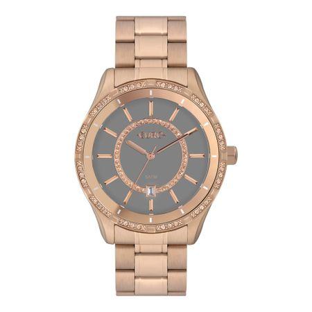 Relógio Euro Feminino Iconic Glow Rosé EU21176HAD/4C