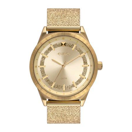 Relógio Euro Feminino Mixed Dourado EU2036YPV/4D
