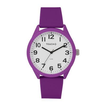 Relógio Touch Feminino Roxo - TW2035LED/8B