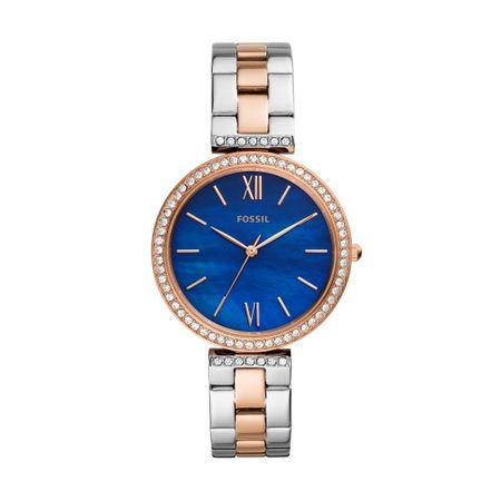 Relógio Fossil Feminino Madeline Bicolor ES4640/1JN