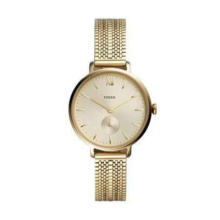Relógio Fossil Feminino Kalya Dourado ES4667/1DN
