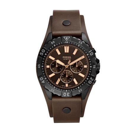 Relógio Fossil Feminino Garret Preto FS5626/0PN