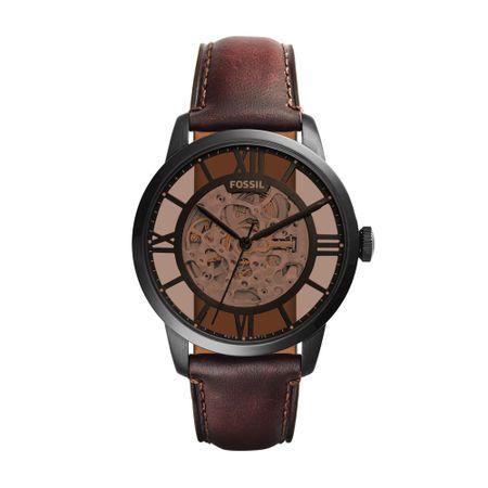 Relógio Fossil Feminino Townsman Preto ME3098/0PN