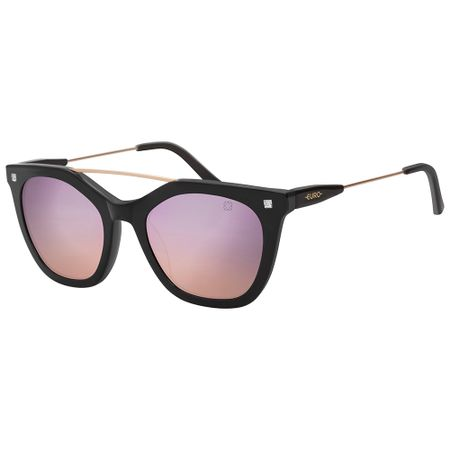 Óculos Euro Feminino Modern Lux Bicolor E0053A0246/5T
