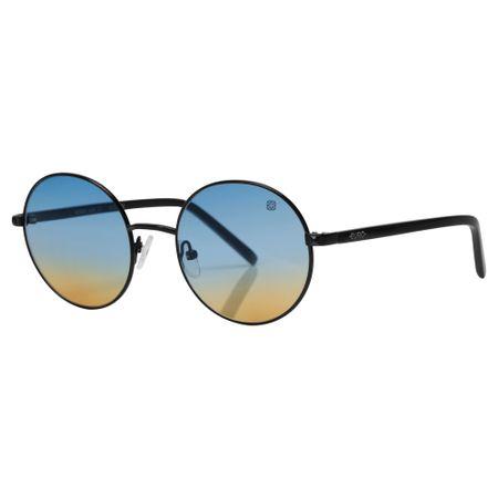 Óculos Euro Feminino Vintage Glam Preto E0055A2821/4A