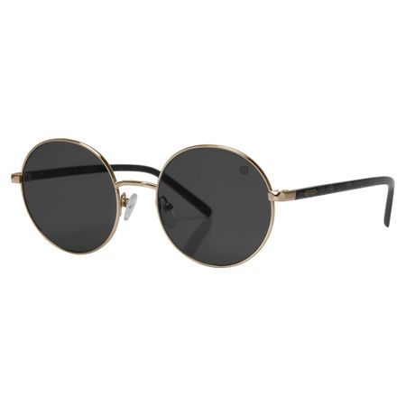 Óculos Euro Feminino Vintage Glam Dourado E0055F4101/4P
