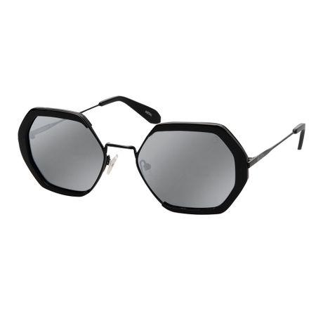 Óculos Euro Feminino Power Shape Preto E0056A3780/8K