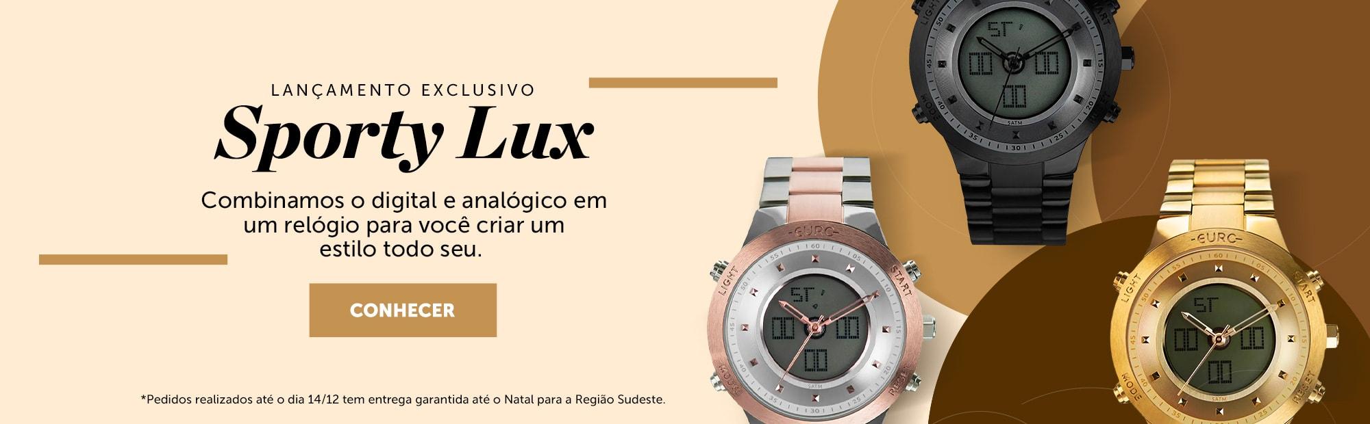 Sporty Lux