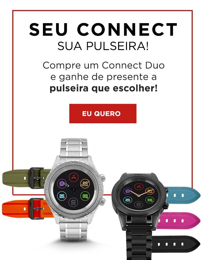 Connect Duo c pulseira