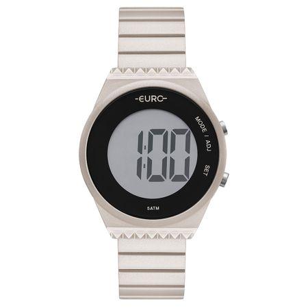 Relógio Euro Feminino Fashion Fit Slim Champanhe - EUBJT016AG/4C