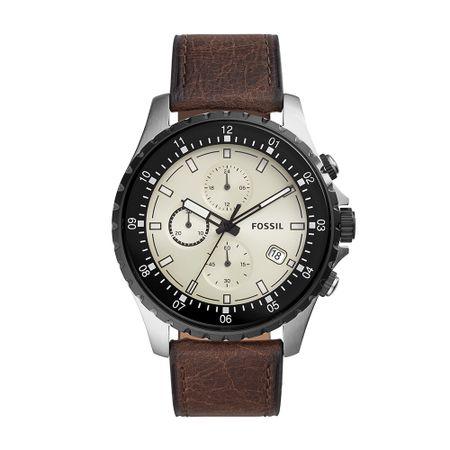 Relógio Fossil Dillinger Masculino Bicolor FS5674/0KN