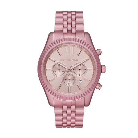 Relógio Michael Kors Lexington Feminino Rosa MK8792/1TN