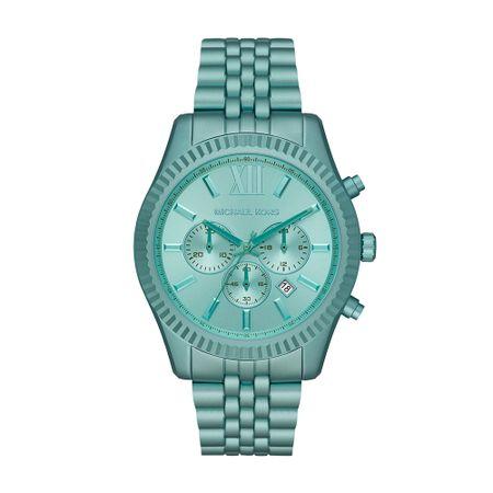 Relógio Michael Kors Lexington Feminino Azul MK8793/1AN