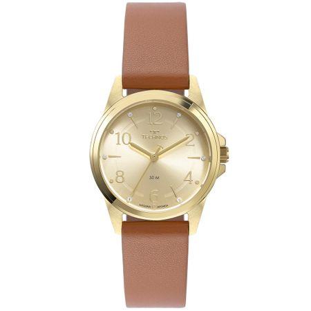 Relógio Technos Boutique Feminino Dourado 2035MTH/0X