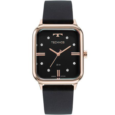 Relógio Technos Style Feminino Rosé 2039CS/2P