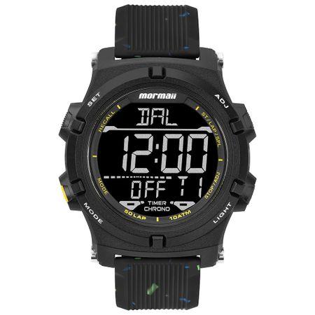 Relógio Mormaii Action Masculino Preto MO1192AE/8P