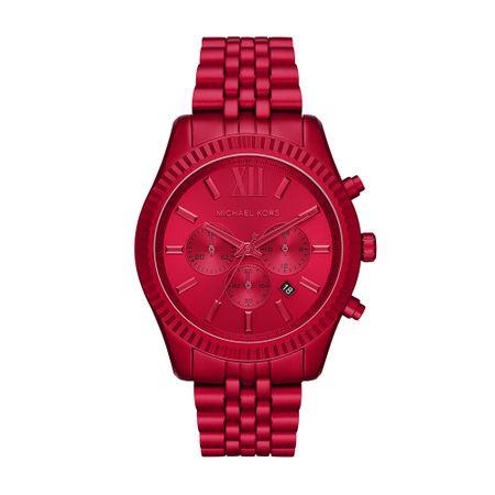 Relógio Michael Kors Lexington Feminino Vermelho MK8814/1RN