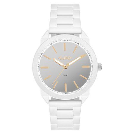 Relógio Euro Color Spray Feminino Branco EU2035YSG/4B
