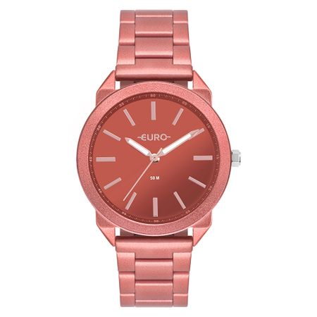 Relógio Euro Color Spray Feminino Vermelho EU2035YSH/4R