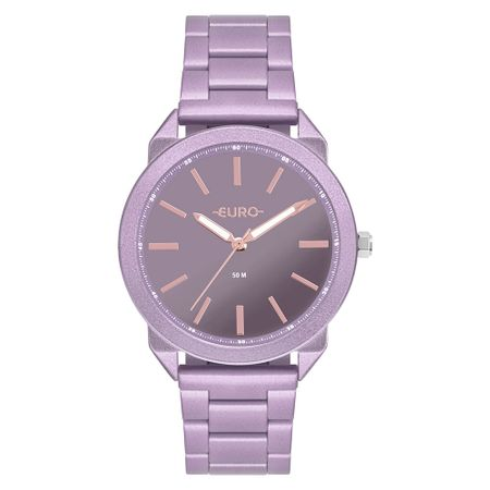 Relógio Euro Color Spray Feminino Roxo EU2035YSI/4G