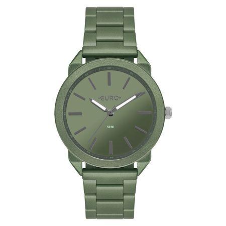 Relógio Euro Color Spray Feminino Verde EU2035YSP/4V
