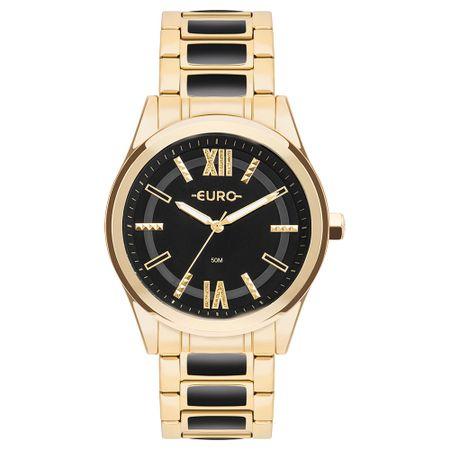 Relógio Euro Colors Feminino Dourado EU2036YQL/4P