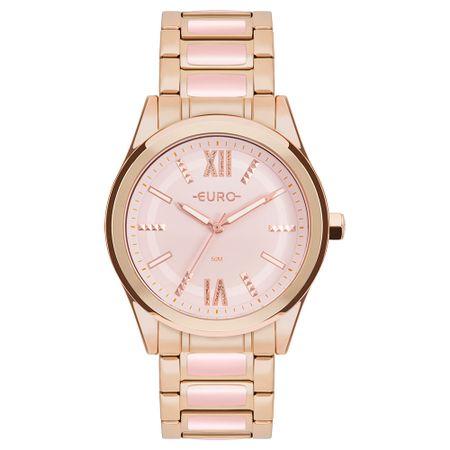 Relógio Euro Colors Feminino Rosé EU2036YQM/4T