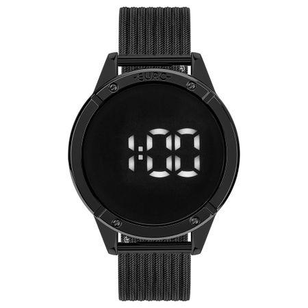 Relógio Euro Fashion Fit Touch Feminino Preto EUBJ3912AC/4F