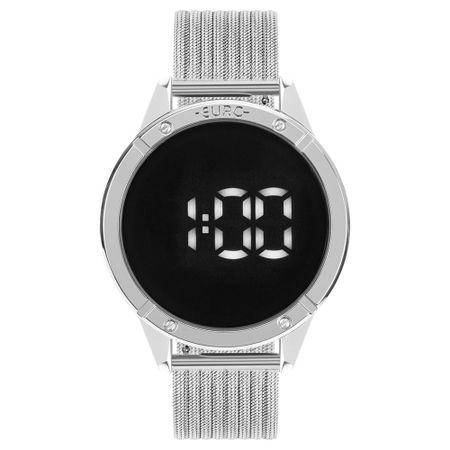 Relógio Euro Fashion Fit Touch Feminino Prata EUBJ3912AD/4F