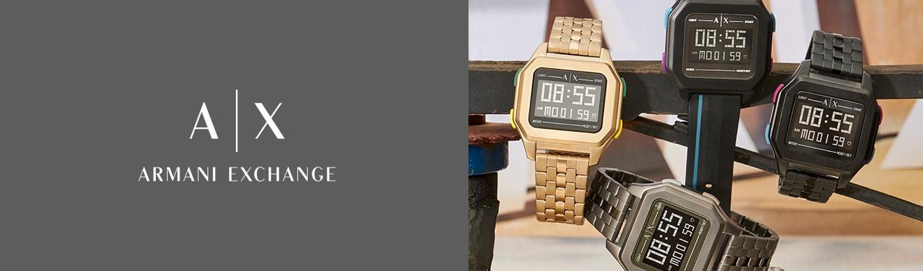 Relógios Armani Exchange