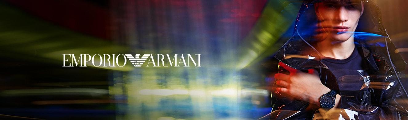 Relógios Emporio Armani