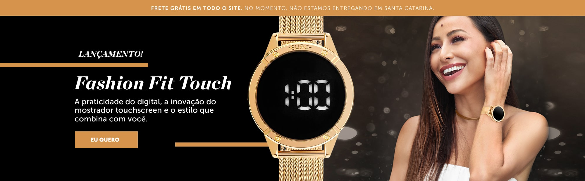 Fashion Fit Touch