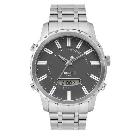 Relógio Touch Masculino Style G Prata - TW2036MJR/3P