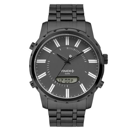 Relógio Touch Masculino Style G Preto - TW2036MJU/4C