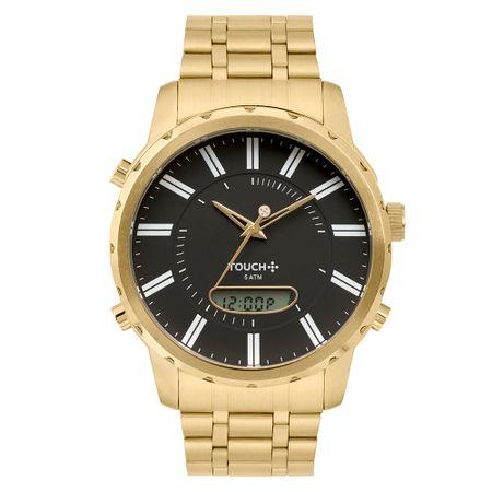 Relógio Touch Masculino Style G Dourado - TW2036MJV/4P