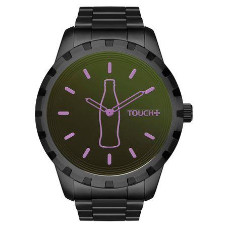Relógio Touch Masculino Prisma Preto - TW2035LDL/4P
