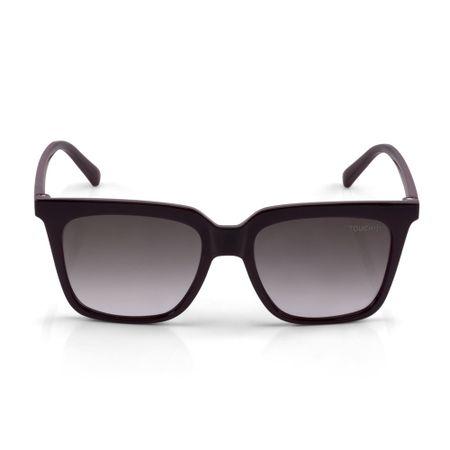 Óculos de Sol Touch Masculino Marrom - T0003A0203