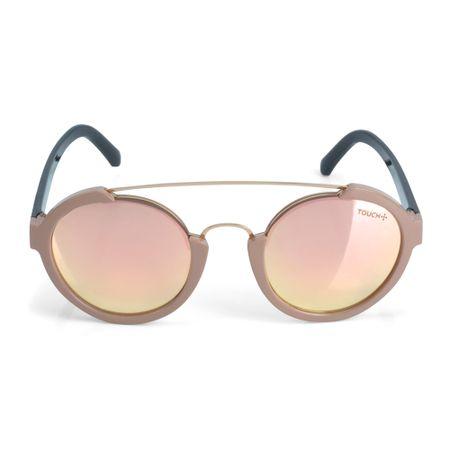 Óculos de Sol Touch Feminino Rosé - T0011B6446