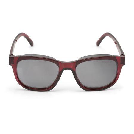 Óculos de Sol Touch Feminino Vermelho - T0014C2309